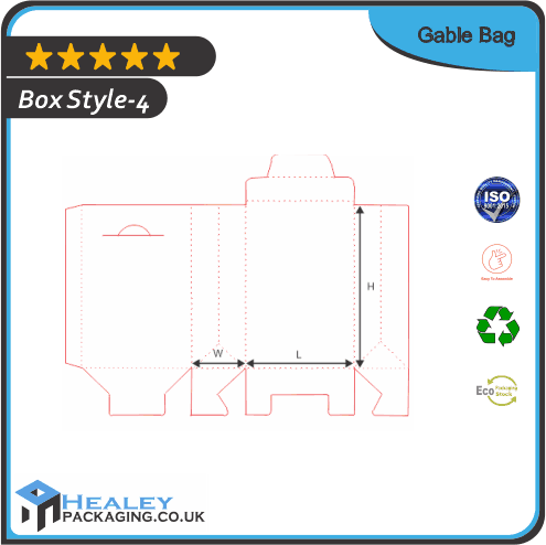 Custom Gable Bag