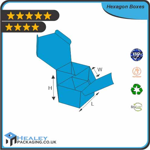 Custom Hexagon Box