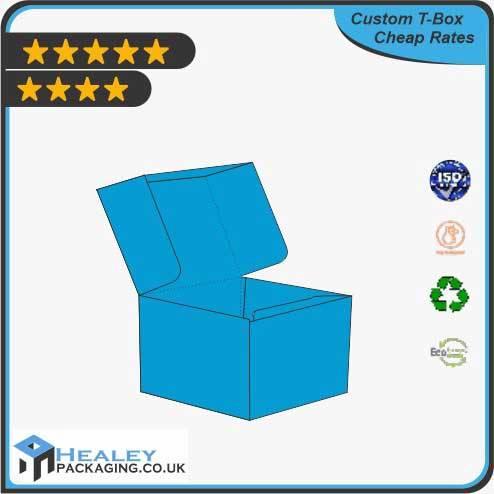Custom T-Box Cheap Rates