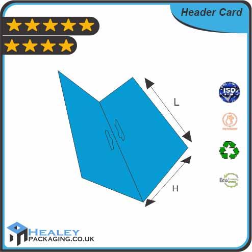 Header Cards Printing
