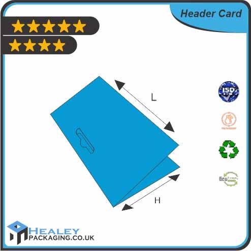 Header Cards