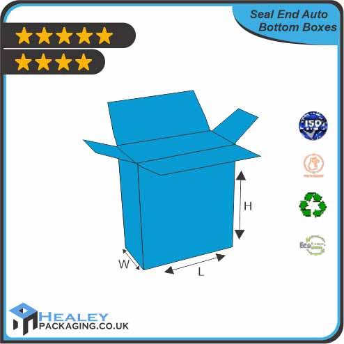 Seal End Auto Bottom Box