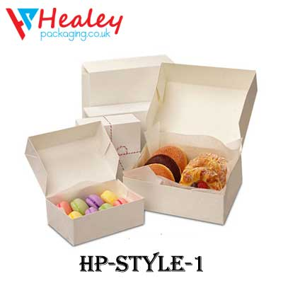 Custom Bakery Boxes