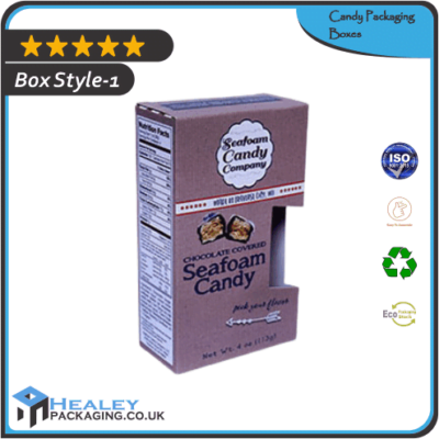 Custom Candy Boxes Wholesale