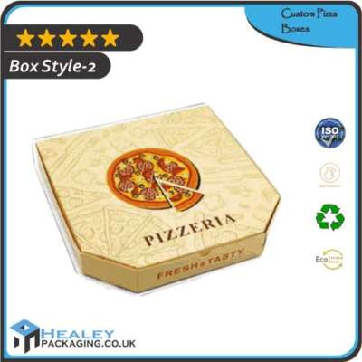 Custom Pizza Box