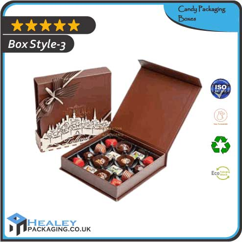 Printed Candy Boxes Wholesale