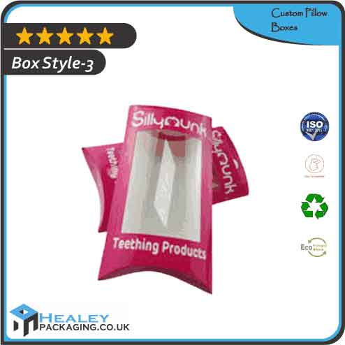 Wholesaale Pillow Boxes