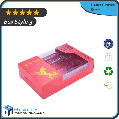 Wholesale Cosmetic Boxes