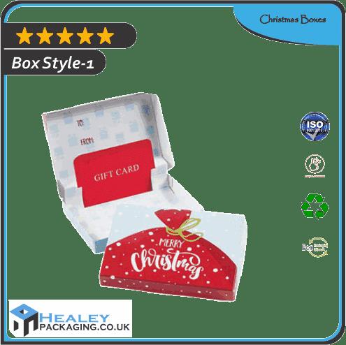 Custom Christmas Boxes