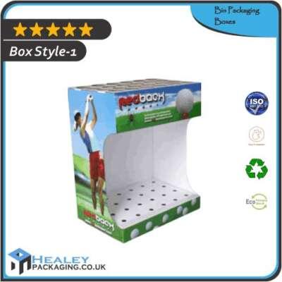 Custom Bin Boxes