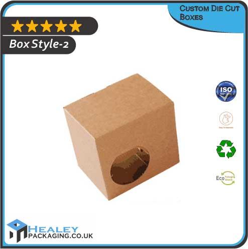 Custom Die Cut Box