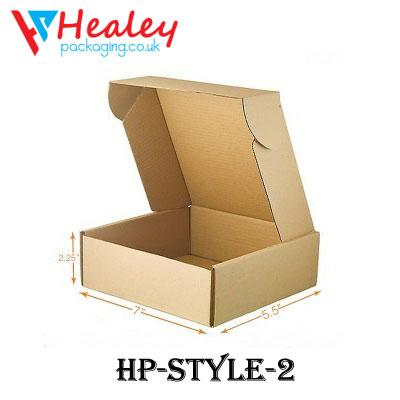 Custom Flap Box