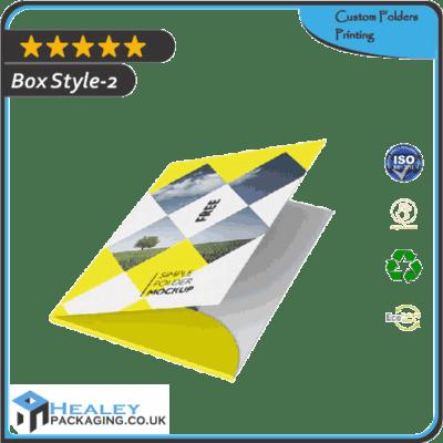 Custom Folders Printing