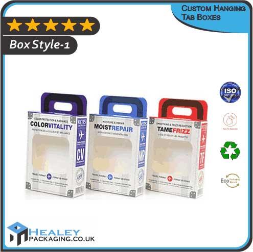 Custom Hanging Tab Boxes
