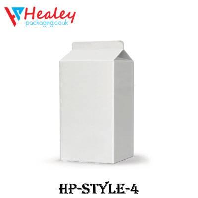 Custom Milk Carton Boxes