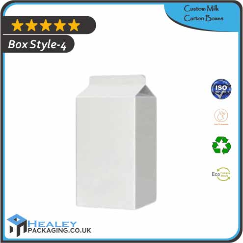 Custom Milk Carton Wholesale
