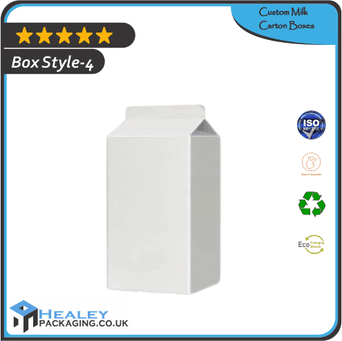 Custom Milk Carton Wholesale