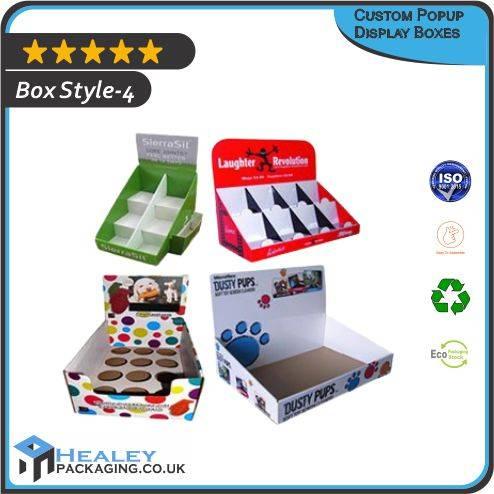 Custom Pop Up Display Box