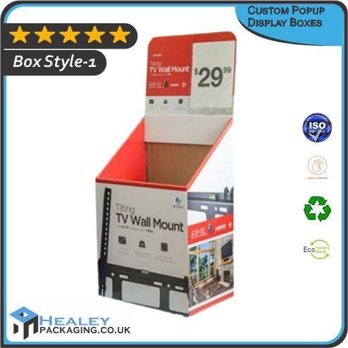Custom Pop Up Display Boxes