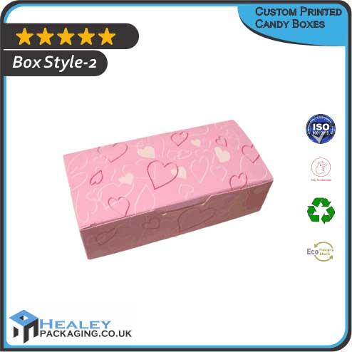 Custom Printed Candy Box
