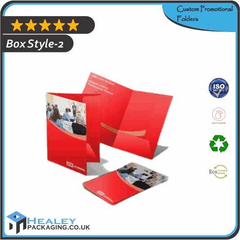 Custom Promotional Folder