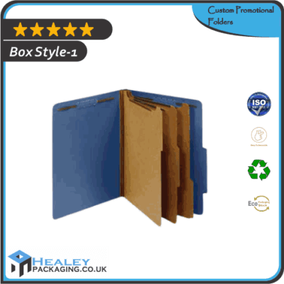 Custom Promotional Folders