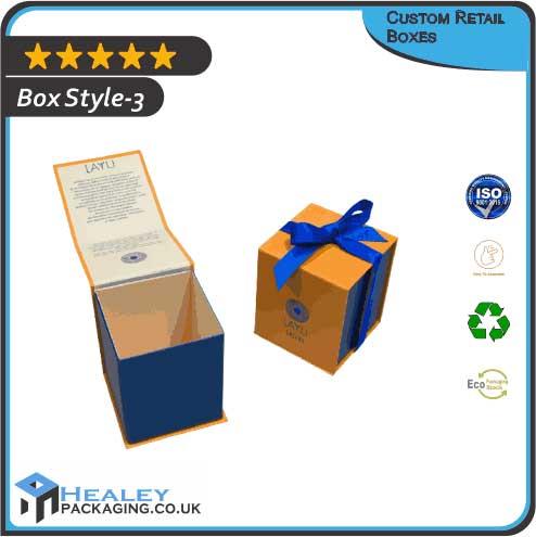 Custom Retail Packaging Box