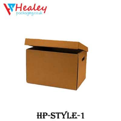 Custom Storage Boxes