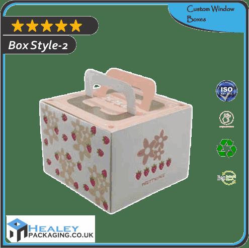Custom Window Box