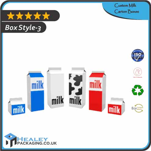 Milk Carton Wholesale