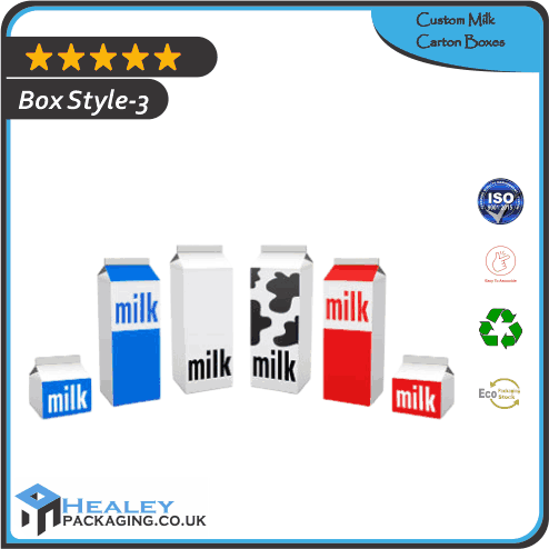 Milk Carton Wholesale