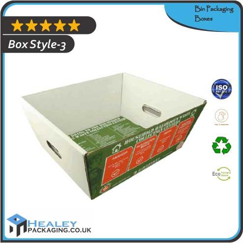 Printed Bin Boxes