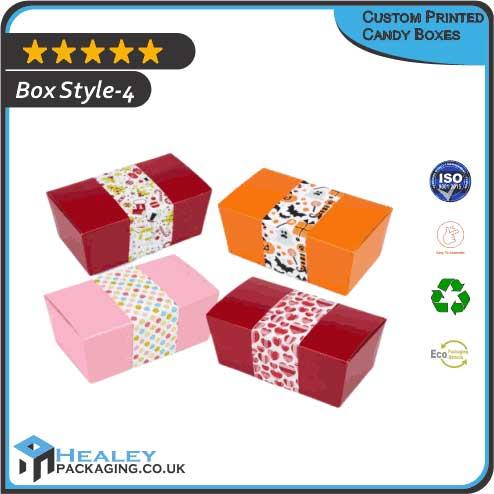 Printed Candy Box