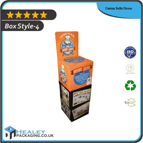 Wholesale Ballot Box