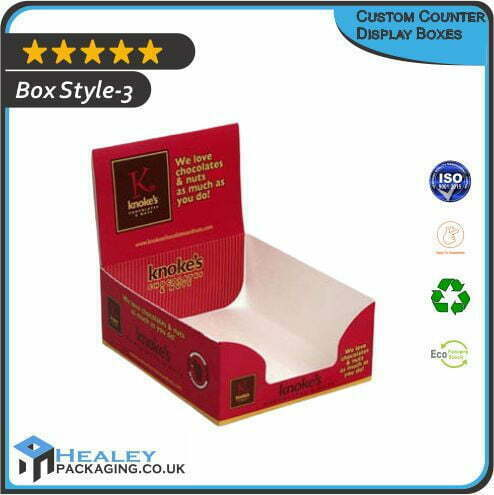 Wholesale Counter Display Boxes