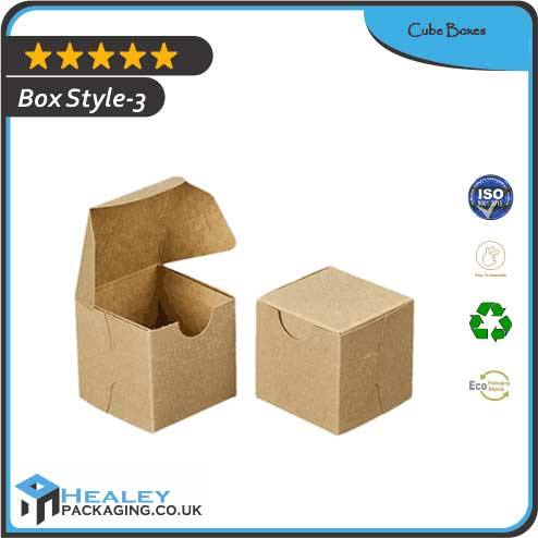 Wholesale Cube Boxes