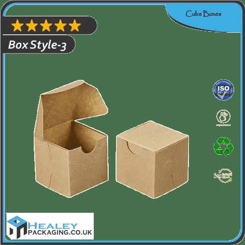 Wholesale Cube Boxes