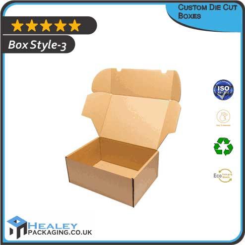 Wholesale Die Cut Boxes