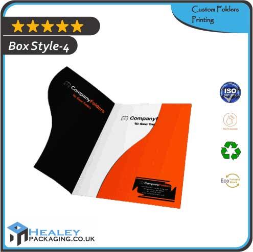 Wholesale Folder Printing