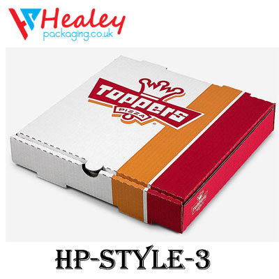 Wholesale Pizza Style Boxes
