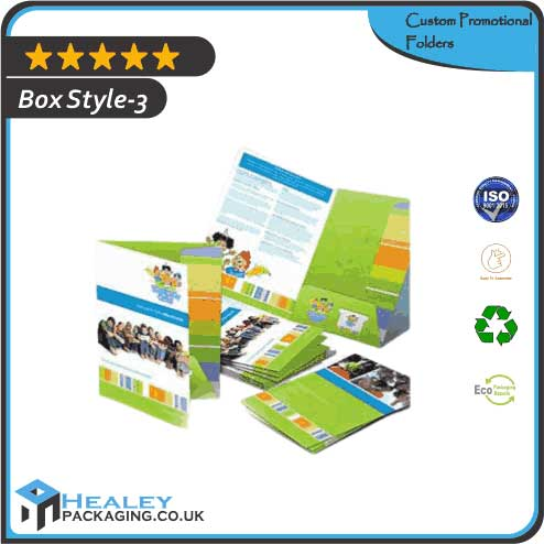 Wholesale Promotional Folde