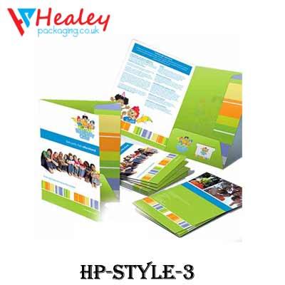 Wholesale Promotional Folders