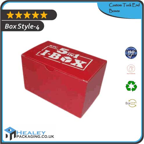 Wholesale Tuck End Box