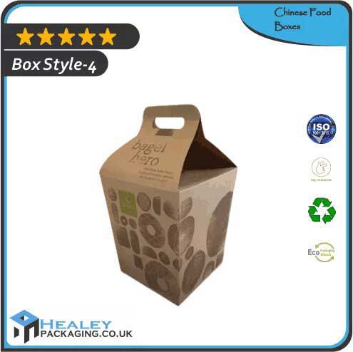 Chinese Food Packaging Box
