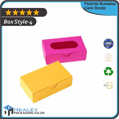 Custom Business card Box