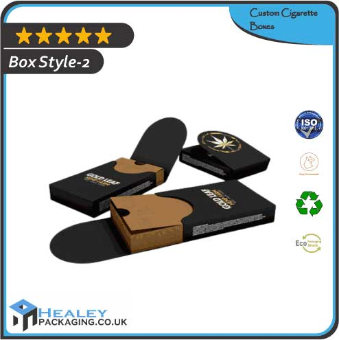 Custom Cigarette Box