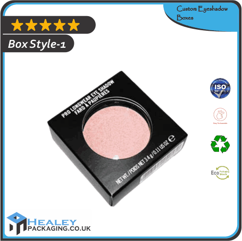 Custom Eyeshadow Boxes