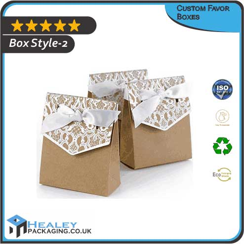 Custom Favor Box