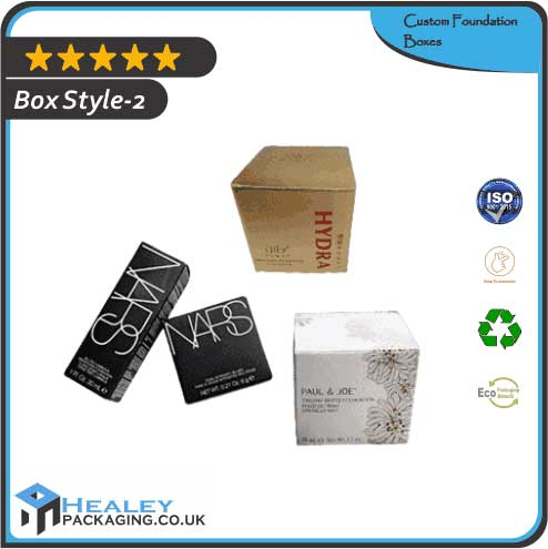 Custom Foundation Box
