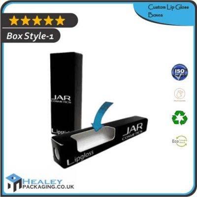 Custom Lip Gloss Boxes & Packaging